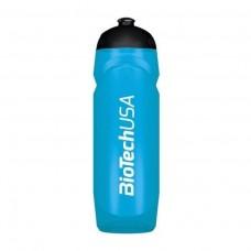 Бутылка с дозатором BioTech 750 мл голубая