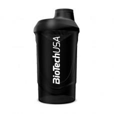 Wave Shaker BioTech USA 600 мл чёрный