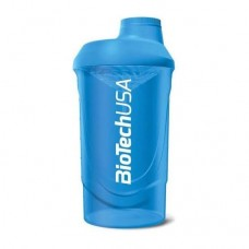 Wave Shaker BioTech USA 600 мл синий
