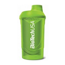 Wave Shaker BioTech USA 600 мл зелёный