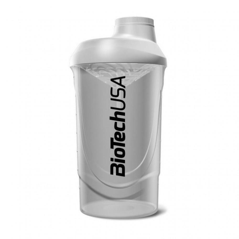 Wave Shaker BioTech USA 600 мл белый