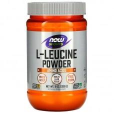 L-Leucine Powder NOW 255 г