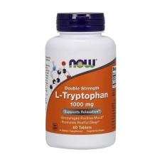 L-Tryptophan 1000 mg NOW 60 таб