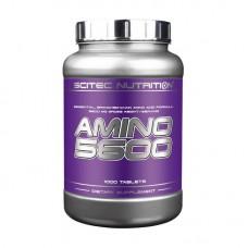 Amino 5600 Scitec Nutrition 1000 табл