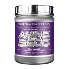 Amino 5600 Scitec Nutrition 200 табл
