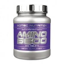 Amino 5600 Scitec Nutrition 500 табл
