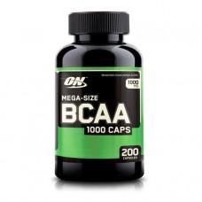 BCAA 1000 caps Optimum Nutrition 200 капс