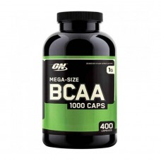 BCAA 1000 caps Optimum Nutrition 400 капс