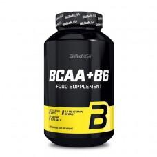 BCAA + B6 BioTech 200 табл