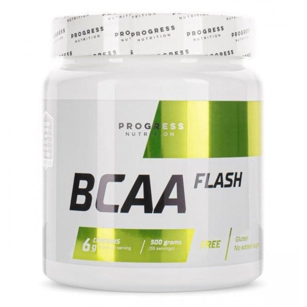 BCAA Flash Progress Nutrition 500 г