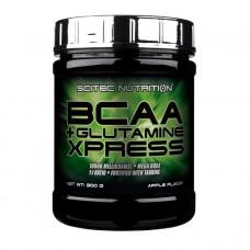 BCAA + Glutamine Xpress Scitec Nutrition 300 г
