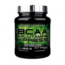 BCAA + Glutamine Xpress Scitec Nutrition 600 г