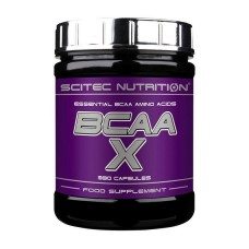 BCAA X Scitec Nutrition 330 капс