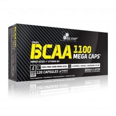 BCAA mega caps 1100 Olimp 120 капс