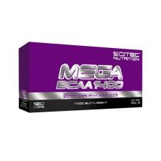 Mega BCAA 1400 Scitec Nutrition 120 капс