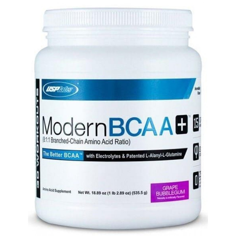 Modern BCAA + USPlabs 535 г