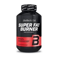 Super Fat Burner BioTech USA 120 таб