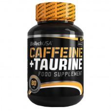 Caffeine + Taurine 60 капс