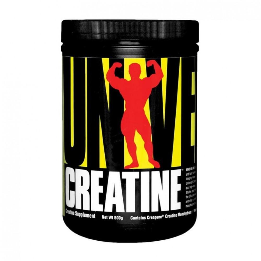 Creatine Powder Universal Nutrition 500г