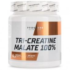 Tri-Creatine Malate Progress Nutrition 300 г