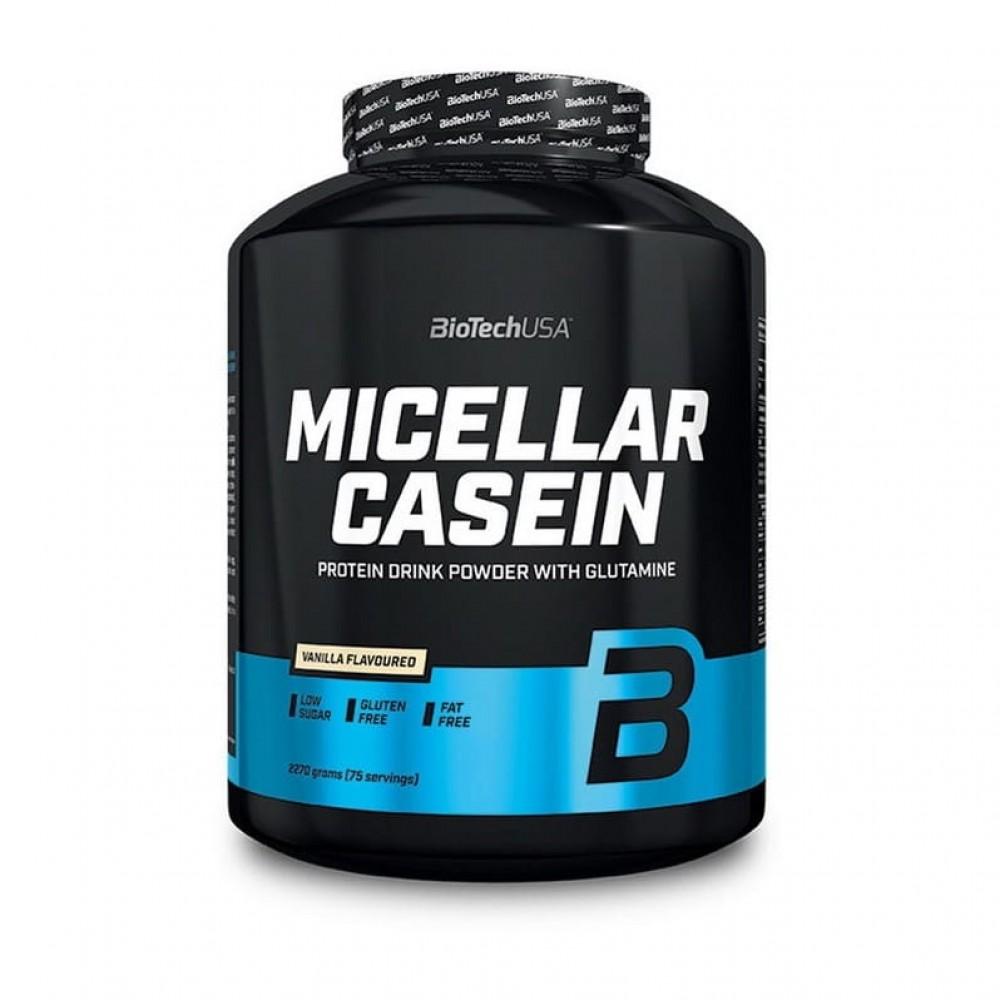 Micellar Casein (Казеиновый протеин) BioTech 2270 г
