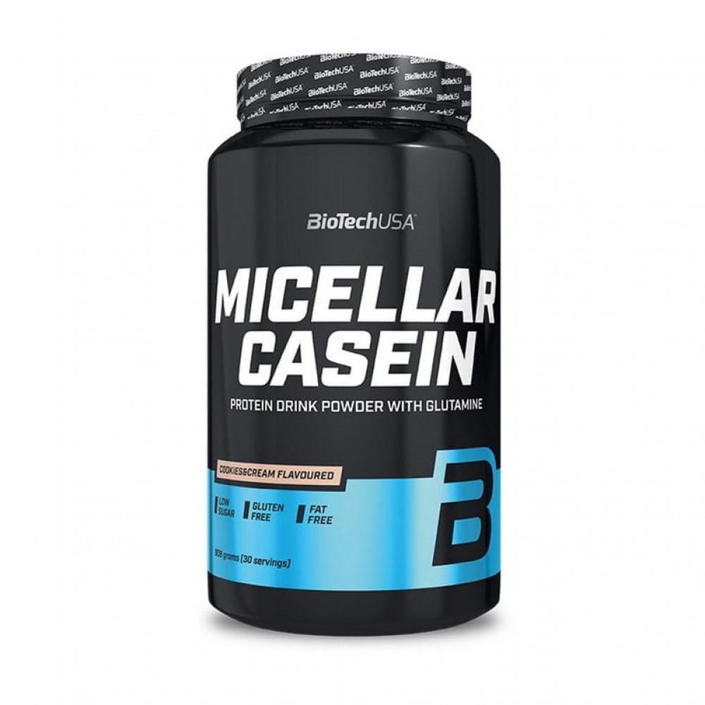 Micellar Casein (Казеиновый протеин) BioTech 908 г