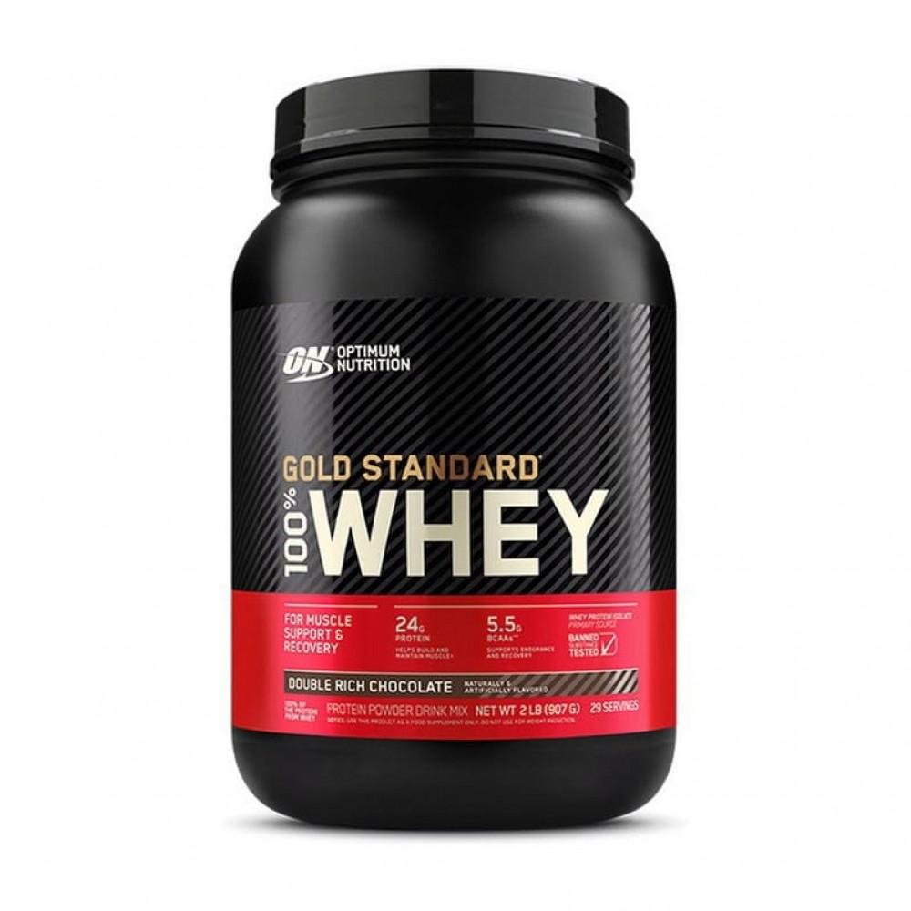 100% Whey Gold Standard Optimum Nutrition 907 г