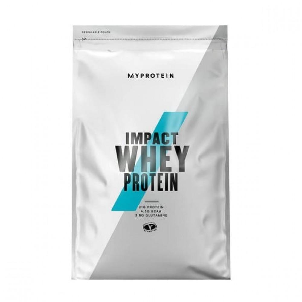 Протеин Impact Whey Protein My Protein 5000 г