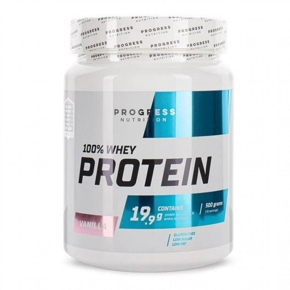 Whey Protein Progress Nutrition 500 г