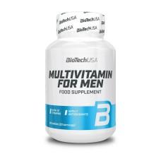 Multivitamin for Men BioTech 60 таб