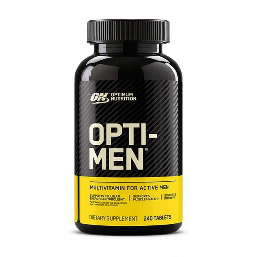 Opti-Men Optimum Nutrition 240 табл
