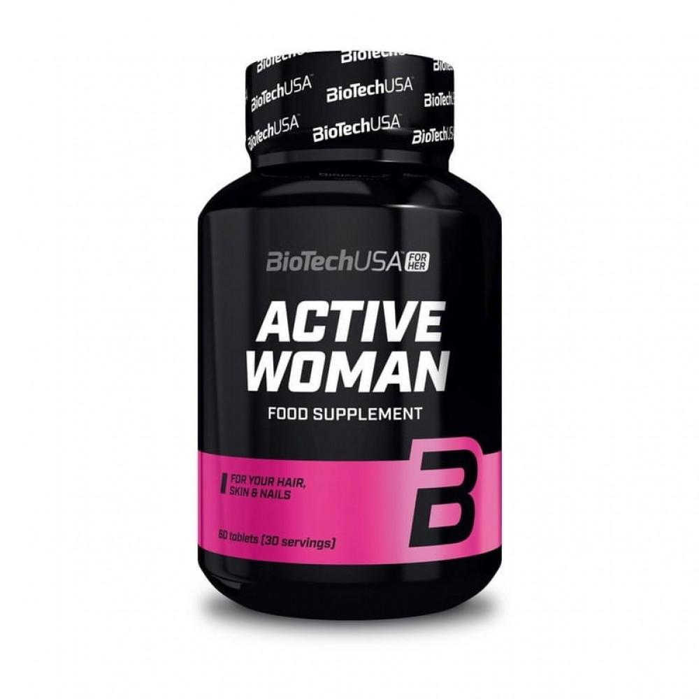 Active Woman BioTech 60 таб