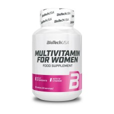 Multivitamin for Women BioTech 60 таб