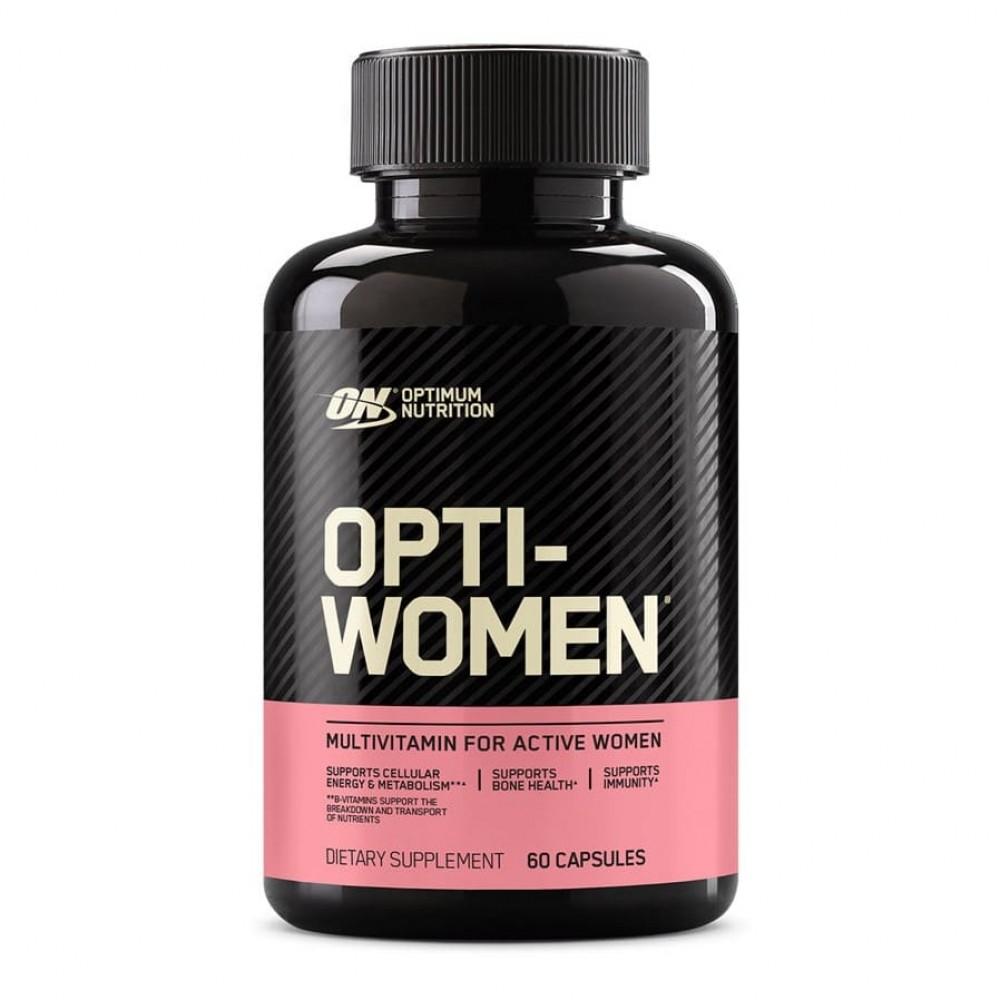 Opti-Women Optimum Nutrition 60 капс