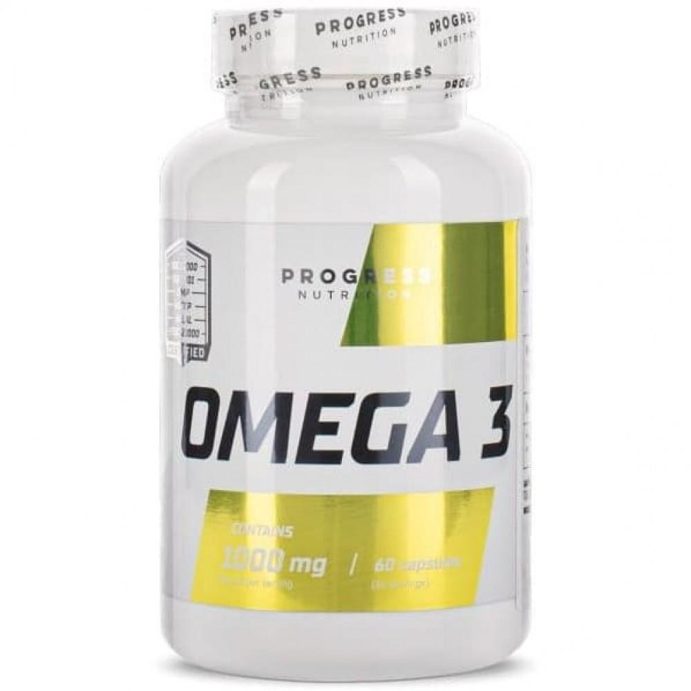 Omega 3 Progress Nutrition 60 капс